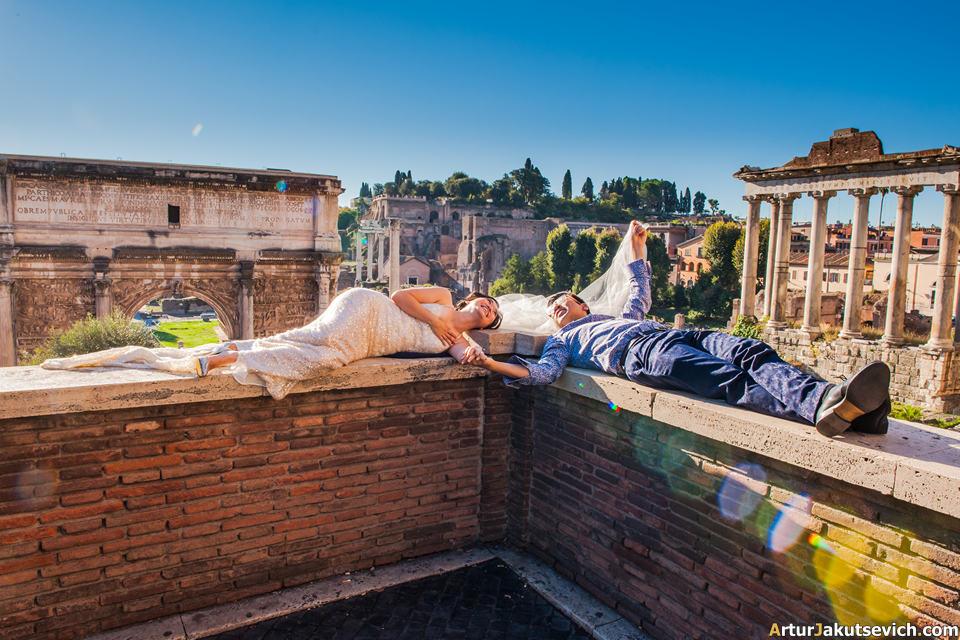 Roman photographer